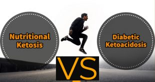 Nutritional Ketosis VS Diabetic Ketoacidosis